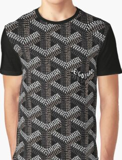 Goyard case black Graphic T-Shirt