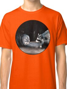 Staring Contest Classic T-Shirt