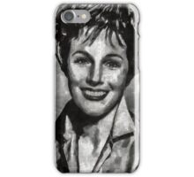 Julie Andrews Hollywood Actress iPhone Case/Skin