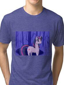 Twilight Sparkle Tri-blend T-Shirt