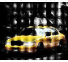 "Pixels Print ""NYC TAXI"" Photographic Print"