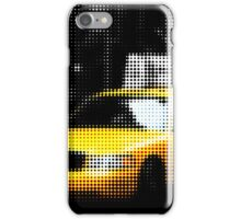 "Pixels Print ""NYC TAXI"" iPhone Case/Skin"