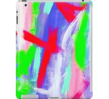 LISTEN TO THE FOREST iPad Case/Skin