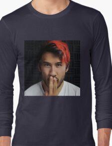 Markiplier - Shh.. Part 2 Long Sleeve T-Shirt