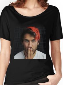 Markiplier - Shh.. Part 2 Women's Relaxed Fit T-Shirt