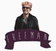 Martin Freeman is Fabulous by MYCROFTOFFICE