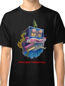 Princess Toadstool - Super Mario bros 2 Nintendo Classic T-Shirt