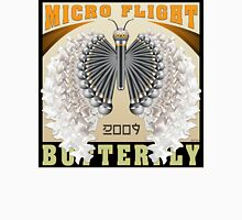 Micro Flight Butterfly Unisex T-Shirt