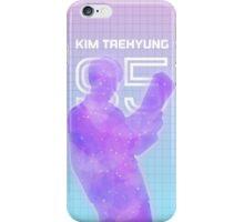 BTS V Kim Taehyung Pastle Galaxy 95 iPhone Case/Skin
