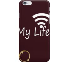 My Life Is The Internet iPhone Case/Skin