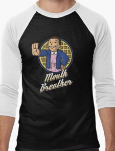 Mouth Breather Men's Baseball ¾ T-Shirt