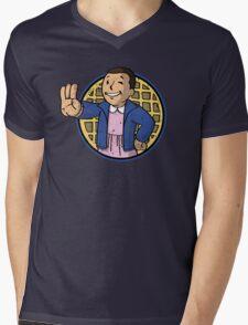 Mouth Breather STICKER Mens V-Neck T-Shirt