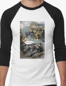'Round the Mountain Men's Baseball ¾ T-Shirt