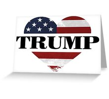 Donald Trump for president 2016   Greeting Card