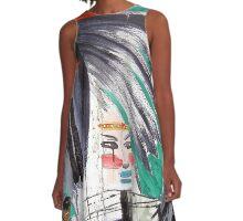crowchinas A-Line Dress