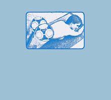 Footie Ass (in blue) Unisex T-Shirt