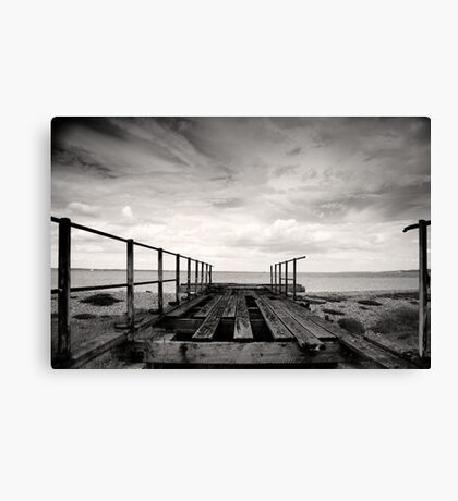 No Longer In Use Canvas Print