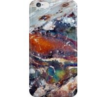 Galaxy of Dreams - Macro Rock Photography iPhone Case/Skin