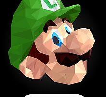 Luigi by Rebekhaart
