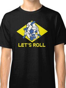 Brazilian jiu-jitsu (BJJ) Let's roll Classic T-Shirt