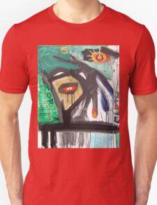 crow corona Unisex T-Shirt
