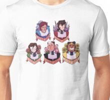 Team Voltron Unisex T-Shirt