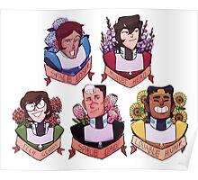 Team Voltron Poster