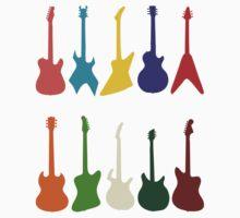 Guitars Kids Tee