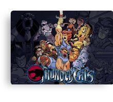 Thunder Cats Canvas Print