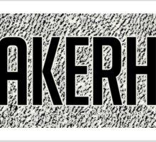 Sneakerhead Yeezy Boost 350 Pattern Sticker