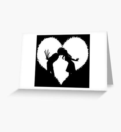 Eddie & Kim Greeting Card