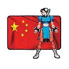 Chun Li - Street Fighter 2 - China by JoelCortez