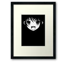 Haruhi Suzumiya - The Melancholy of Haruhi Suzumiya Framed Print