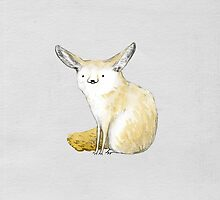 Fennec Fox by Sophie Corrigan
