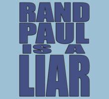 Rand Paul is a Liar by boobs4victory
