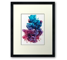 Dirty Sprite 2 - DS2 on white background Framed Print