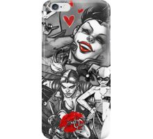 Harley Quinn Phone / iPad Case iPhone Case/Skin