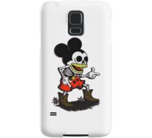 Skeleton mickey zombie mouse Samsung Galaxy Case/Skin
