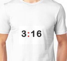 John 3 v 16 Unisex T-Shirt