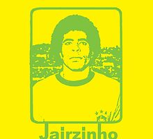 Jairzinho - Brazilian green & yellow by JoelCortez