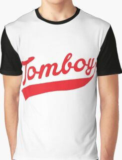Tomboy Graphic T-Shirt
