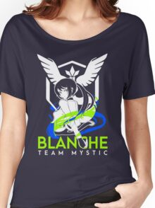 Blanche Mystic Women's Relaxed Fit T-Shirt