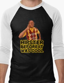 Steve Urkel - Hipster before it was cool Men's Baseball ¾ T-Shirt