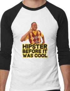 Steve Urkel - Hipster before it was cool Men's Baseball ¾ T-Shirt