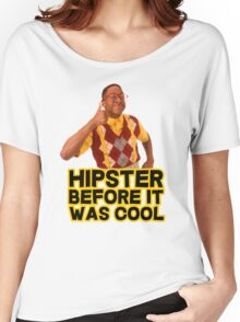 Steve Urkel - Hipster before it was cool Women's Relaxed Fit T-Shirt