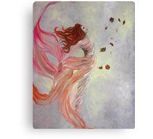 Autumn Queen fine art Canvas Print