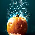 Magical Pumpkin by Paul-M-W
