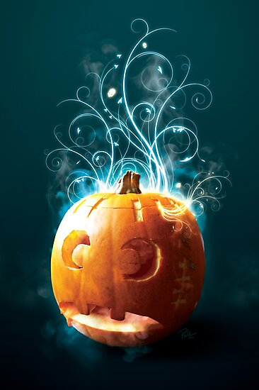 Magical Pumpkin by Paul-M-W