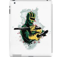 Ready to fight! iPad Case/Skin