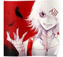 Tokyo Ghoul - Juuzou Poster